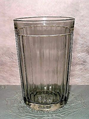 USSR RUSSIAN SOVIET FACETED  GLASS  DRINKING  for VODKA, WHISKEY, TEA, JUICE!!!