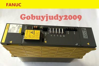 Used FANUC Servo Amplifier A06B-6096-H207 Tested It In Good Condition