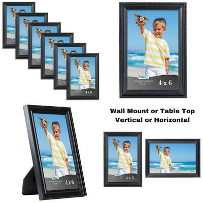 ICONA BAY 5 x 7 Inch Picture Frames 5x7, 6 Pack Bulk Set, Satin ...
