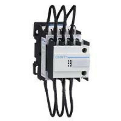 Chint 230VAC 29A 1NO + 1NC Contactors for Power Factor Correction