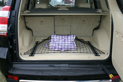 Cargo Net Toyota Land Cruiser Vi J150 Car Boot Luggage Trunk Floor Net Storage