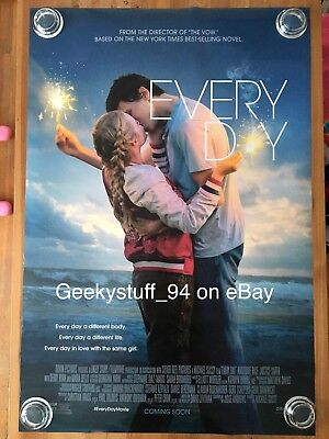 Every Day DS Theatrical Movie Poster 27x40