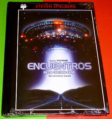 Encuentros En La Tercera Fase / Close Encounters Of The Third Kind - Dvd R2 - Dv