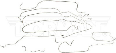 NEW Stainless Steel Brake Line Kit Dorman 919-148