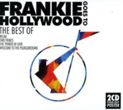 Frankie Goes to Hollywood-The Best of Frankie Goes to Hollywood  CD NEW