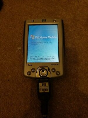 HP iPAQ h2210 Pocket PC and IPAQ  H5450 complete withvarious accessories