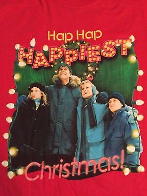 CLARK GRISWOLD National Lampoon's CHRISTMAS Vacation SANTA hat MEN'S New ...