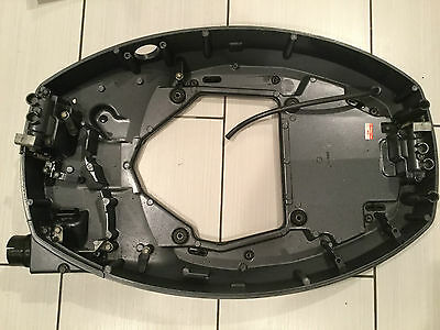 2003 Yamaha 90HP 67F-42710-01-4D Bottom Cowling 75hp-100hp