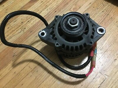 2011 Mercury 115Hp Alternator 897755T 4-Stroke 4-Cyl Efi
