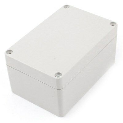 Plastic sealed cable connect project case Junction box 120 x 80 x 60mm Z1S9