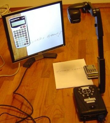 AVerMedia AVerVision 300AF+ Portable Document Camera Tested