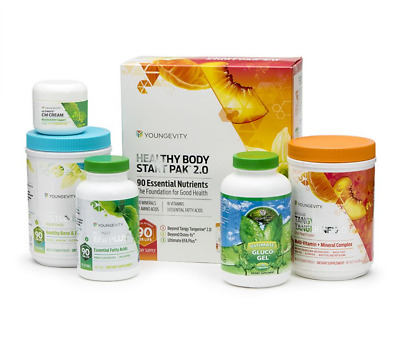 David Healthy Body Bone and Joint Pak 2.0 by Youngevity