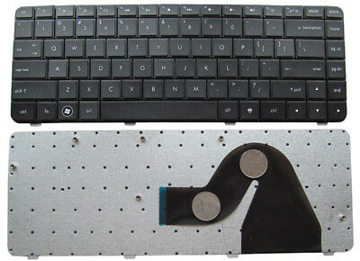 Keyboard for HP Compaq G60 NSK-HAC01 535009-001 Series Layout US =/> SILVER