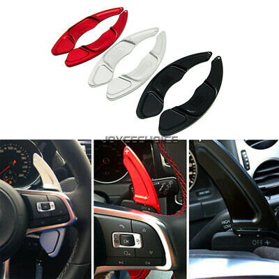 Steering Wheel Paddle Shifter Extension Trim For GOLF 7 2015-2018 GTI R MK7