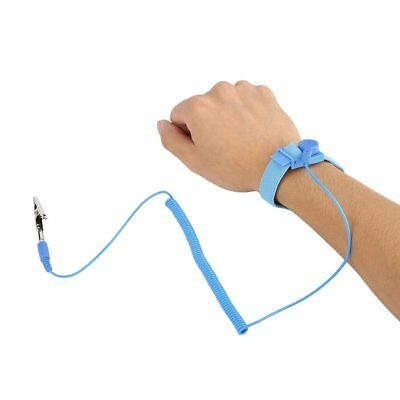 Anti Static ESD Wrist Strap Discharge Band Grounding Prevent Static Shock AZ
