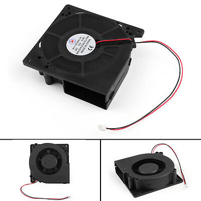Blower Fan CPU Cooling Computer Sleeve 12V 0.4A 12032s 120x120x32mm 2Pin Wire AU