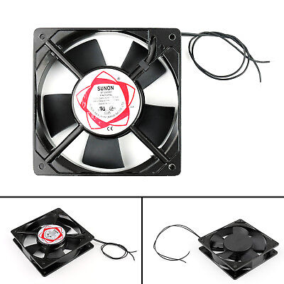 AC 220V~240V Metal Cooling Fan 12025S 120x120x25mm 50/60Hz0.1A CUP ComputerFanAU