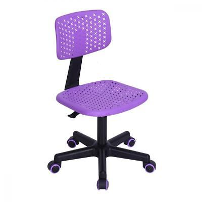 FurnitureR Home Office Task Computer Chairs Hollow Mid Back Swivel...
