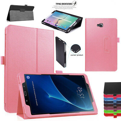 Leather Tablet Flip Stand Cover Case For Samsung Galaxy Tab A6 10.1 T580 T585