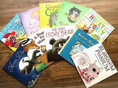 10 Great Australian Children's Picture Book Pack Paperback Brand New
