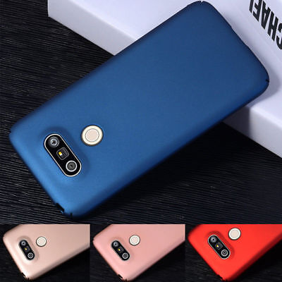 Ultra Slim Frosted Shield Hard PC Plastic Phone Back Case Cover For LG G4 G5 G6