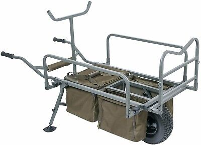 Nash Tackle Trax Evo MK2 Carp Fishing Barrow T3251