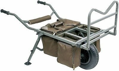 Nash Tackle NEW Trax MK2 Metro  Carp Fishing Barrow  T3250