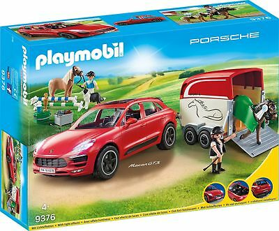 Playmobil Sports & Action 9376 Porsche Macan GTS NEU & OVP