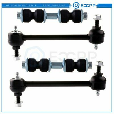 4Piece Kit Front and Rear Sway Bar End Links for Buick Chevy Oldsmobile Pontiac