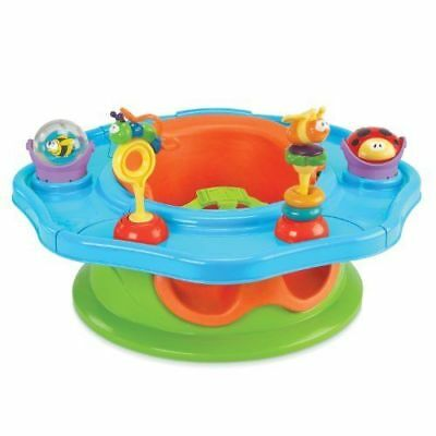 Summer Infant Super 3-Stage Bumbo Style Booster and Activity Seat, Neutral parts