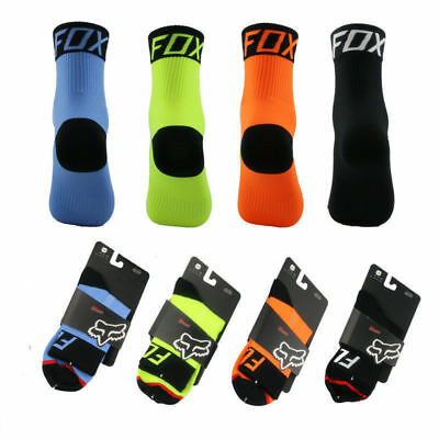 Calcetines Ciclismo Color A Elegir Mtb O Carretera  // Cycling Road Bike Fx1