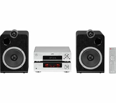 JVC Wireless DAB Hi-Fi with Valve Amp Technology UX-D457S