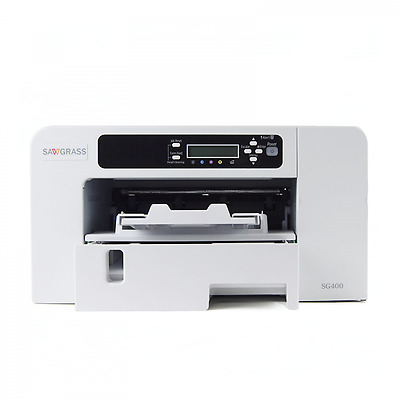 Sawgrass Virtuoso SG400 Sublimation Printer Package - Includes 1 Year Warranty
