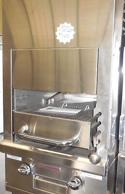 "New! Southbend #hdb-24-316L - Outdoor Infrared Broiler, Natural Gas, 24""l"