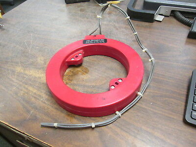 Abbott Magnetics Corp. Current Transformer 360-252 Ratio 2500:5A 600V 50-400Hz