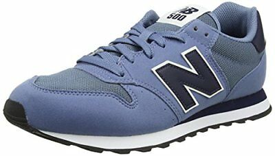 New Balance Gm500v1 Sneaker Uomo Blu Dusty Blue 42.5 EU a4m