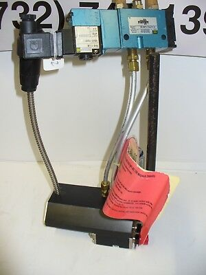 "ITW Dynamic 4 Module 7/8"" Close Glue Gun Assy# 101594, 240 Volts, 400 Watts"