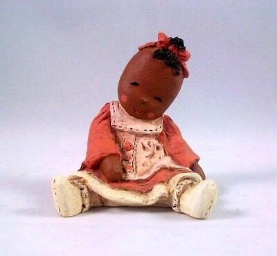 All Gods Children Figurine LINDY Rag Doll Miss Martha Originals Signed