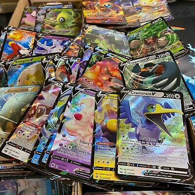 POKEMON TCG Card GIFT Lot 100 OFFICIAL Cards w/ 1 Ultra Rare Included! GX OR EX