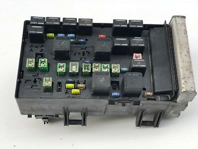 2003 2005 dodge caravan power module fuse box relay. Black Bedroom Furniture Sets. Home Design Ideas