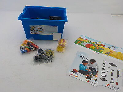 TECH Machines Set for Problem Solving and Fine Motor Skills LEGO ...