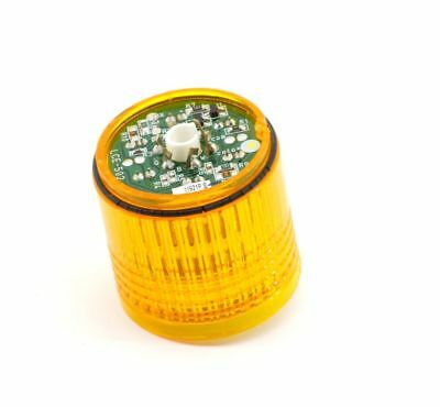 Patlite 11921p signalelement Yellow 40mm STACK LIGHT SIGNAL COLUMN TOWER LCE