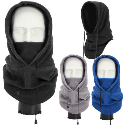 Ninja Face Mask Snow Tactical Windproof Balaclava Winter Ski Cap Hat Cover Sport
