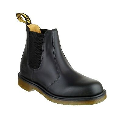 e183dc675c9 Dr Martens 8250 Black - Mens Chelsea Work Boots - Non Safety Occupational
