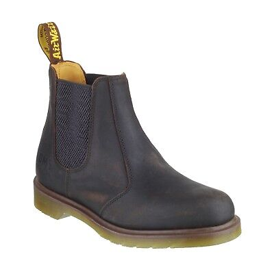 36c8746b8938 Dr Martens 8250 Brown - Mens Chelsea Work Boots - Non Safety Occupational