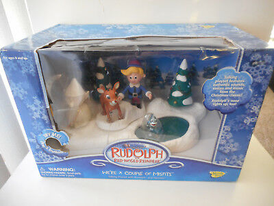 Rudolph The Red Nose Reindeer We're A Couple Of Misfits 2003  New In Sealed Box