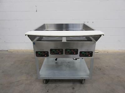 Spring Supentown Mr. Induction, SR-1151B-1W HD Commercial Induction Electric War