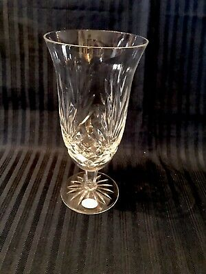 Rogaska Richmond FULL LEAD CRYSTAL ICED TEA/WATER glass -ELEGANT!