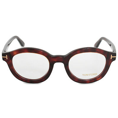 df2fdf2e0f5 Tom Ford FT5472 001 49 Square Black Eyeglass Frames