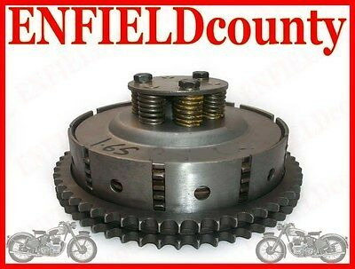 Bnb Royal Enfield Bullet 4 Speed Clutch Assembly~144495 Spares2U